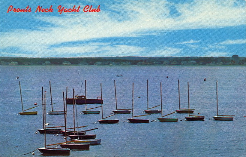 PROUTS NECK YACHT CLUB Maine