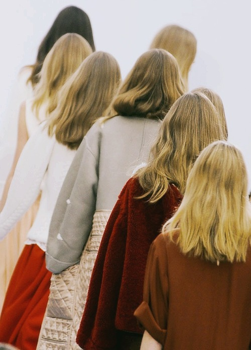 seensense:  Chloé Paris Fall 2012