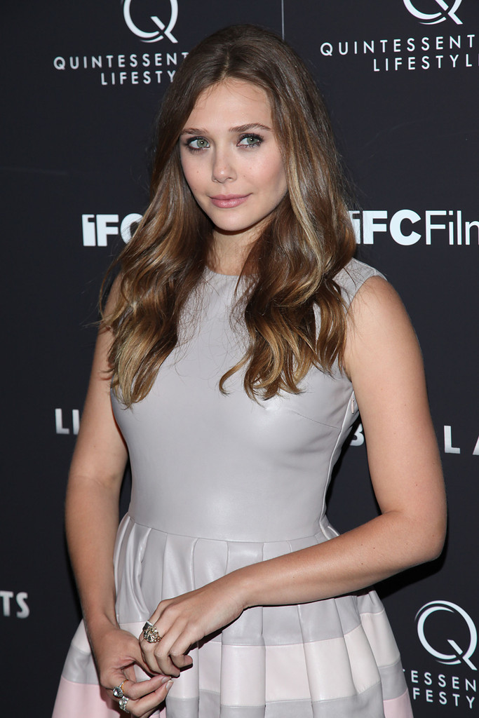suicideblonde:  Elizabeth Olsen at the NYC screening of Liberal Arts, September 10th