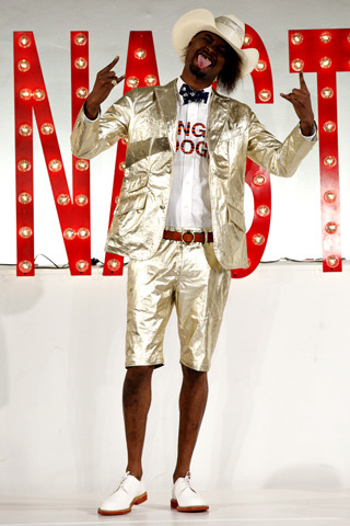 gqfashion:  This guy. Mark McNairy Spring 2013