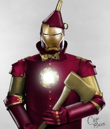 Iron Man Of Oz