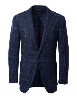 "Perfection by Ermenegildo Zegna, available ""per usual"" via Braun Hamburg."