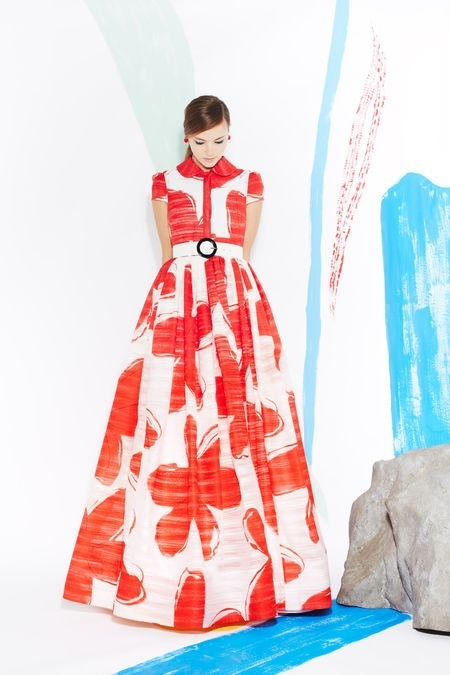 Alice + Olivia, Spring 2013 RTW  (photo via style.com)