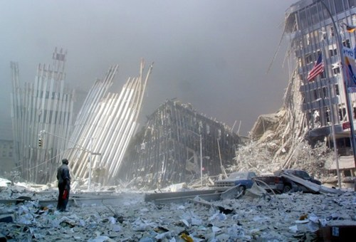 thedailywhat:  Sept. 11 Anniversary of the Day: Where were you on September 11, 2001?    In a 7th grade English class…
