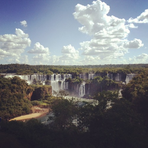 Insert the Vert ramp here. Welcome to the home of X Games Foz do Iguacu, April 18-21, 2013!