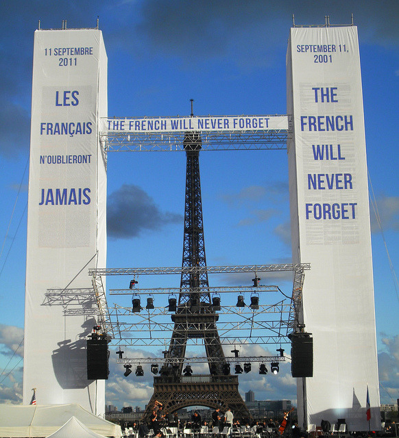 kc-usmc-oorah:  Thank you, Paris.  Never forget. In memory of 9/11