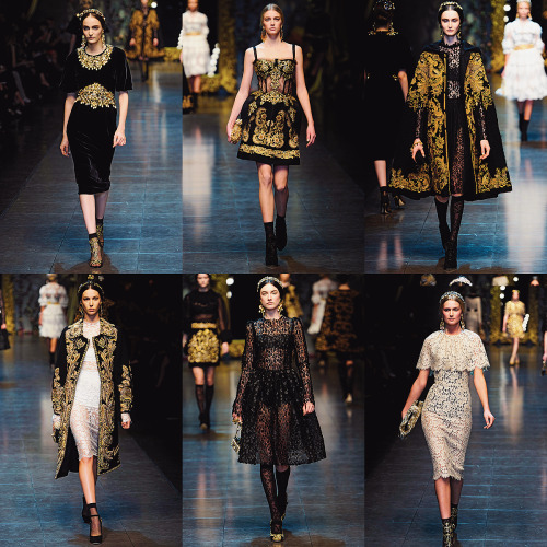 vega-ofthe-lyre:  FALL 2012 RTW: DOLCE AND GABBANA
