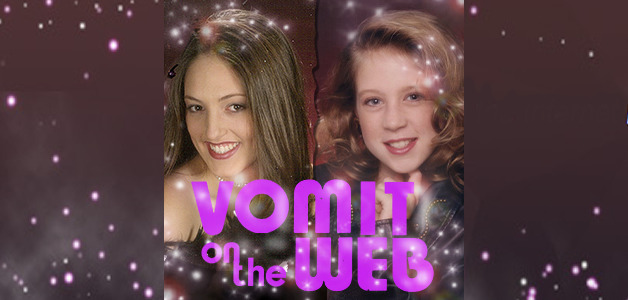 feralaudio:  Vomit on the Web: Bang Teeth Mel is in the Crazy Zone, Ingrid is all about bees and somebody cries…again. Vomit On The Web: Everything bad about the internet is our fault.