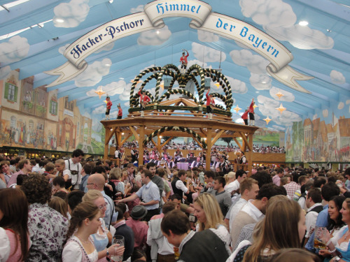 sirgerald12th:  Oktoberfest. Munich, Germany