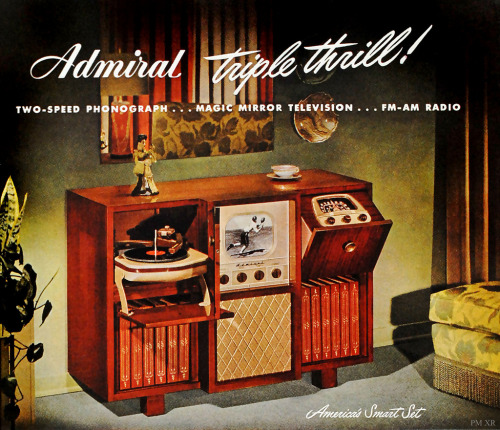 1948 … America's smart set! (by x-ray delta one) Want.  Want want.  Want want want want.