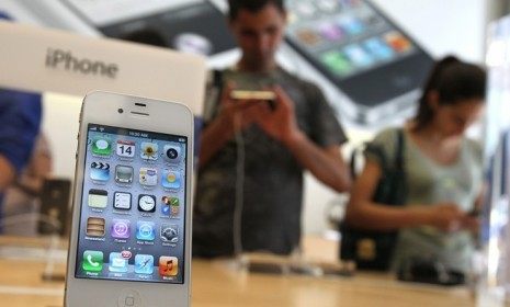 Financial analysts at JPMorgan Chase predict that sales of Apple's new phone could be so large that they'll significantly lift the entire U.S. economy. If Apple manages to sell 8 million phones by the end of 2012, it will contribute $3.2 billion to the economy, increasing fourth-quarter gross domestic product by one-third of a percentage point. JPMorgan estimates that the impact could even reach one-half of a percentage point. Keep reading…