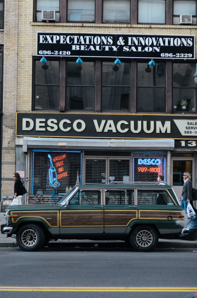 Desco Vacuum  Chelsea, Manhattan, NY
