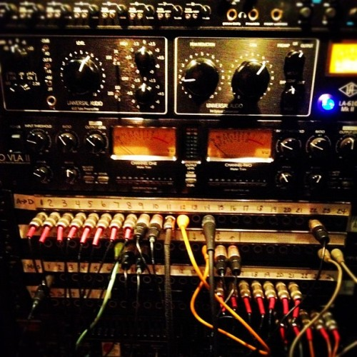 Audio (Taken with Instagram)
