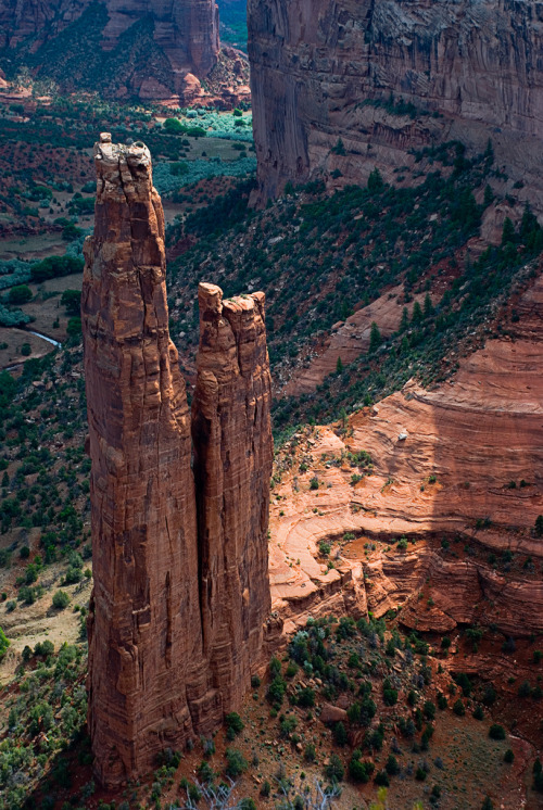 Canyon De Chelly, Arizona, USA ~ by SheldonBranford