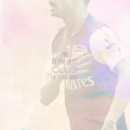 """I'm at the best club in the world"" - Laurent Koscielny."
