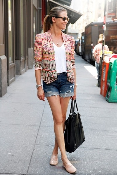 Obsessed with this Rebecca Minkoff jacket! Try styling it with jeans and flats for Fall. Shop this style on StyleSays.com