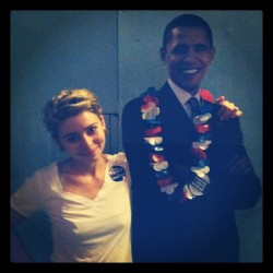 Obama! (Taken with Instagram)