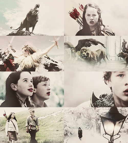 Once a king or queen of Narnia, always a king or queen. May your wisdom grace us until the stars rain down from the heavens.