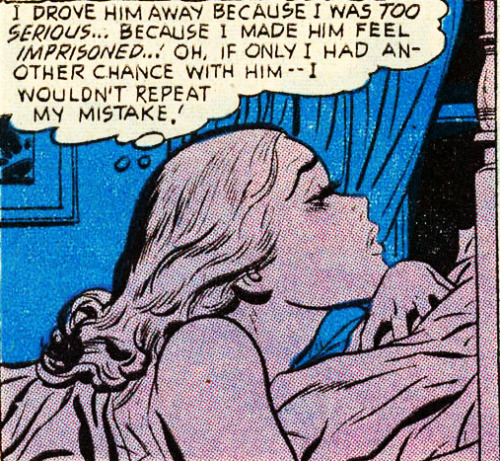 Heart Throbs Vol 1 #50 November, 1957