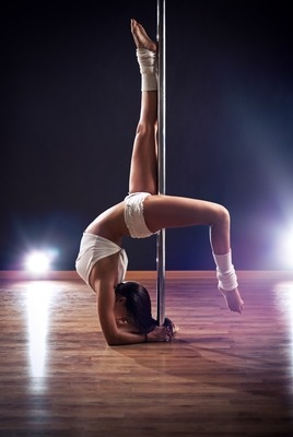 Pole dancing for kids—yay or nay?