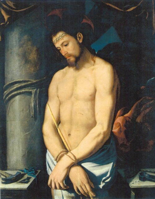 Santi di Tito, Christ with the Instruments of His Passion, 16th century