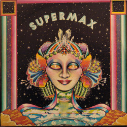 Awesome Funk band : Supermax Spooky (1980)