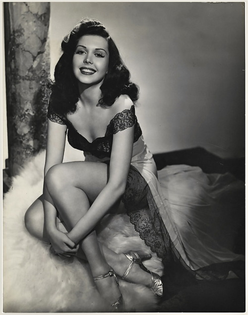 Ann Miller Photo by John Engstead