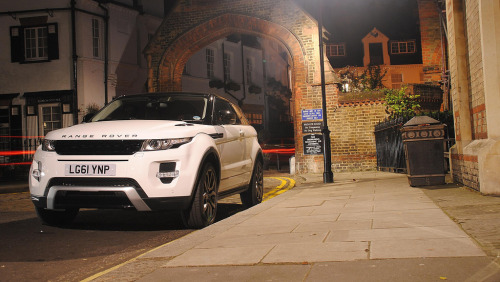 New sheriff in town Starring: Range Rover Evoque (by Ed Callow [ torquespeak ])