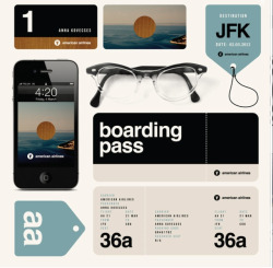 Hyper cool rebrand for airline. http://www.fastcodesign.com/node/1670588