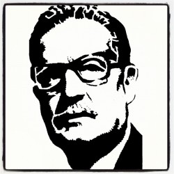 Allende por siempre. (Taken with Instagram)