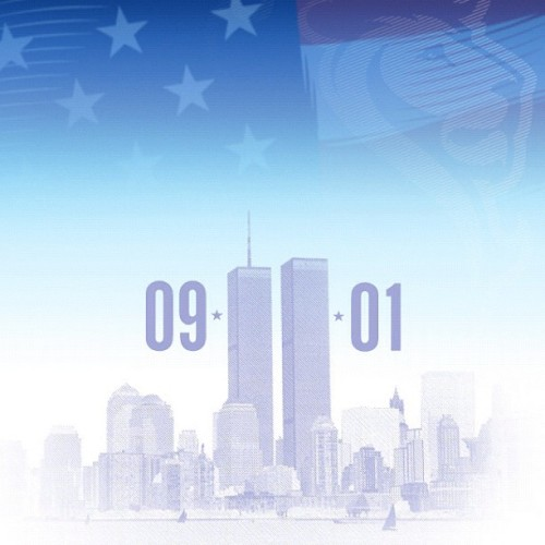 #Inmemory #911 #Sept11 (Taken with Instagram)