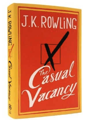 "muggles rejoice. j.k rowling has begun the press onslaught for her newest foray into literary genius: ""the casual vacancy."" according to an article from this week's ad age, the 512-page novel is being kept under impervious-type-charm wraps until it's official release date: september 27th at 8am. but elder-wand lovers be warned, ""the casual vacancy"" forgoes horcruxes and hogwarts, and is replaced by a more proverbial, albeit mystery-filled, life in the quaint english countryside. ""draws a stark line between this work and anything ms. rowling has done before,"" ""blackly comedic"" and ""thought-provoking"" are some comments to come out of the mere 15 people who have read the tome so far. that aside, there is no doubt that the magical (pun intended) literary froth that made harry and his adventures so popular for so many years, will also be present in this work, cajoling us to fall in love with a whole new set of misfit characters.   once released, rowling will embark upon the press tour to end all press tours: a litany of morning shows, late night jibber jabbers and the occasional radio spots. however, the fanboy (or girl) pièce de résistance comes in the form of ""the casual vacancy"" q&a to be hosted at new york's lincoln jazz center on october 16th. with people lining up days in advance, tickets sold out in a mere hour and rowling devotees are already clamoring on ebay for the leftovers.  needless to say, this fangirl is quite excited, even if there are no patronus' or the like…i will readily be standing in line for a copy. let's just hope j.k. doesn't disappoint."
