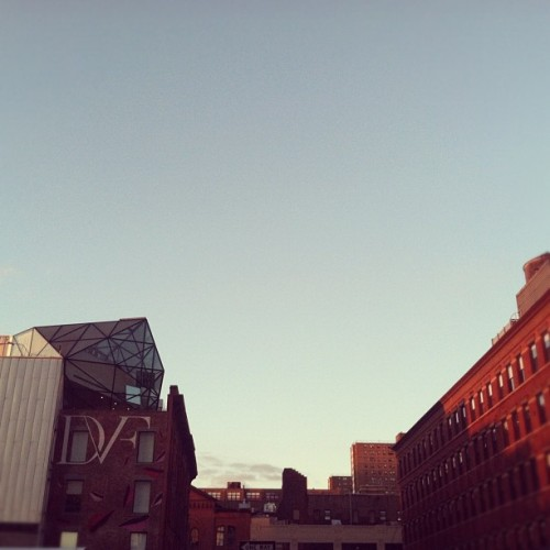 We miss you already NYC.  (Taken with Instagram)