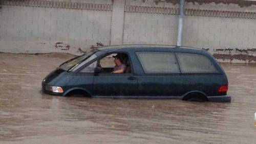 Viewer submitted photos of flooding across the Las Vegas Valley. CLICK HERE