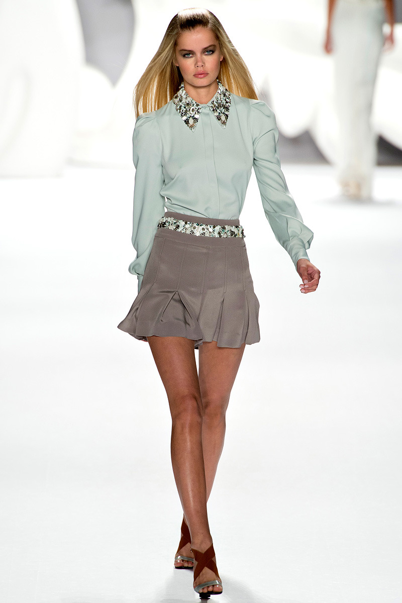 Most Wearable of S/S Fashion Week 2013  The only thing I love more than looking at amazing clothing is to WEAR amazing clothing. Unfortunately my style is a victim of my own designer income. How ironic? But these wearable looks I think will be accessible and may not have to break the bank. JCrew is bringing high fashion the the masses while I know Zara is already putting together their own inspiration boards based these designs. Remember you can value engineer just about anything!;) ~amberlee   Ps This part 1 of a 7 part series on fashion week so stick around for a full fashion week round up!