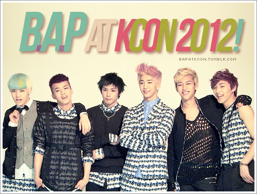 B.A.P Message Book Event @ KCON 2012 Calling all BABY!  We know a lot of BABY attending KCON 2012 are thinking of writing individual letters, but please consider the idea of concentrating a lot of fan messages and LOVE into ONE LARGE MESSAGE BOOK for B.A.P, to be dropped off by us at KCON2012! Let's show them how united the international BABY fans are and how much we love them over here! We are willing to collect all messages and put them together into a book to represent ALL INTERNATIONAL BABY. This way there is no chance that your single letter gets overlooked or lost in the process - and this also gives you the chance to give them a different gift instead. Here's how to get your message printed: you do not have to be attending KCON 2012 to get your message put into our book. we welcome all BABY, worldwide! e-mail your message, in English, to bapatkcon@gmail.com. Your message must be in English because we do not have the means or time to translate each message and ensure that no negative comments are being made towards B.A.P :( your message can be 100 words maximum you can sign your message with any name - your real name, your username, etc. please state what state/country you are from so that B.A.P can realize how worldwide their invasion is ^^ for now, we are accepting 100 messages until Oct. 1st. This number may increase if necessary. click here to see an example message Follow us for updates! (tumblr) (twitter)
