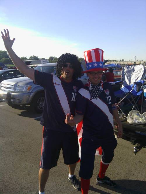 USA v JAMAICA: 9-11 in Columbus
