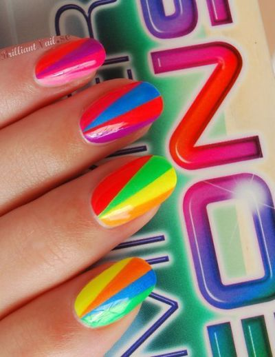 China Glaze Summer Neons (via BrilliantNail F. | Beautylish)