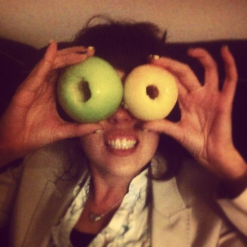 Fun with the csa. Also my hands look huge. #csa (Taken with Instagram)