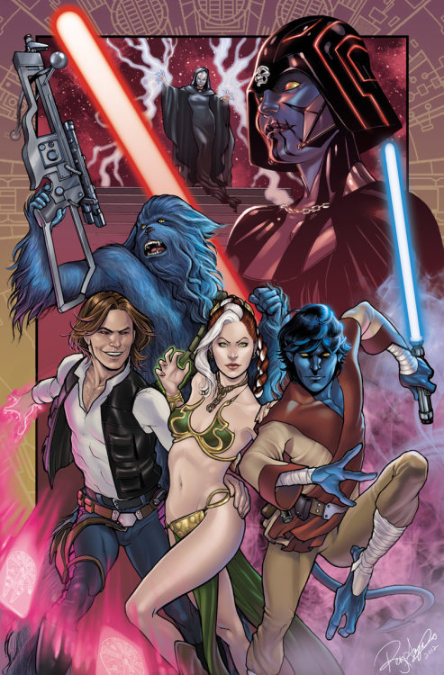 DeviantArt gives us: Kurt, I am your Mother by Rey Arzeno.
