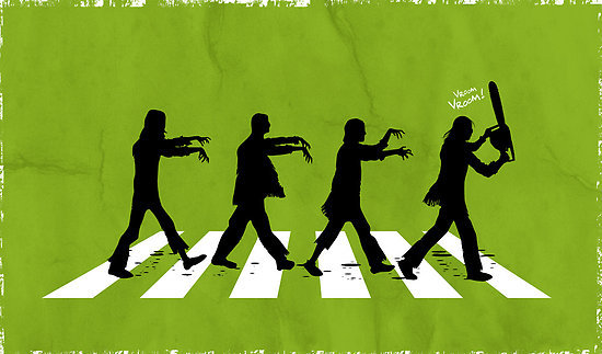 "(via ""Zombies on Abbey Road (Version 01)"" by soulthrow 