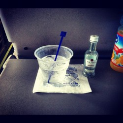 im drunk & high at the same time. drinkin champagne on the airplane #winning (Taken with Instagram at Indianapolis Metropolitan Airport (KUMP))