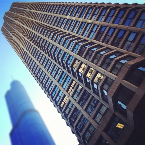 azero:  #highrise (Taken with Instagram at Plaza Market)