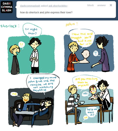 ask-sherlockbbc:  sherlock is forced to sit through staplers being thrown out windows and mycroft gets a nice bust of himself