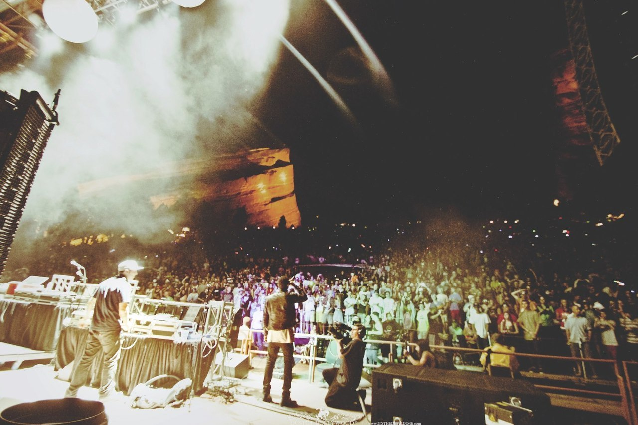 Jay Fresh x SuperVision at Red Rocks Amphitheater | Pretty Lights Music Showcase