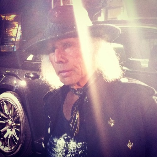 Ladies and Gentlemen.. Jimmy Goldstein. @chryslerautos @freedarko #mensshop @NBA (Taken with Instagram)