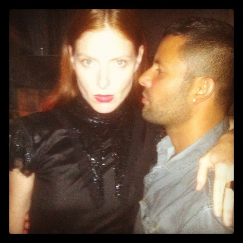 With amazing @siribandhu Taylor!!!! X (Taken with Instagram)