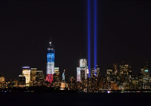 Remembering 9/11  ~ Explored September 10, 2012 ~ by McDuck17 on Flickr.#neverforget