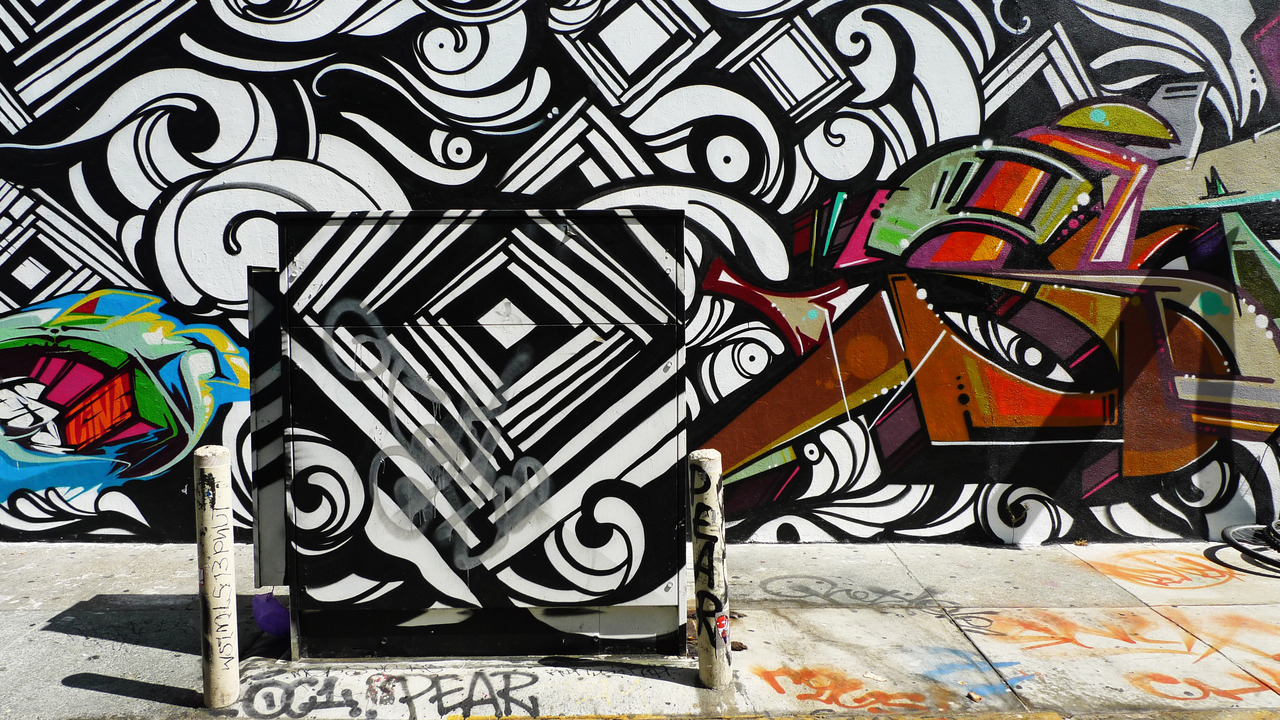 Reyes, Steel, & Revok, Box & Wall