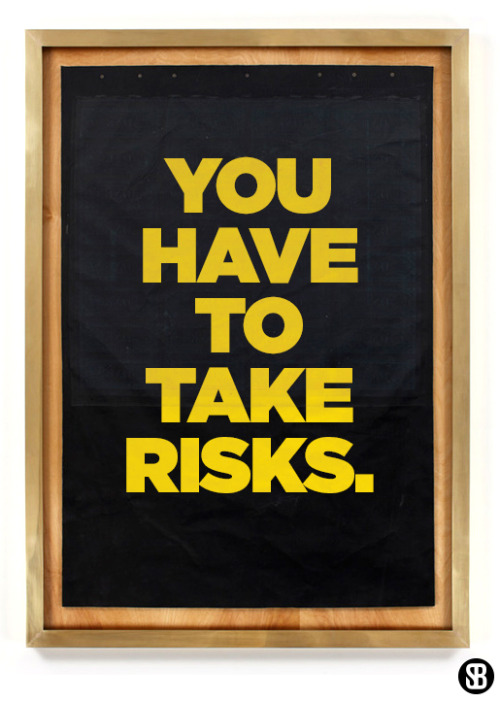 youbringfire:  You Have To Take Risks - [Scott]